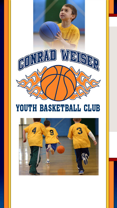 Conrad Weiser Youth Basketball Club